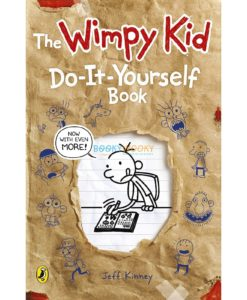 Do-it-yourself Book Wimpy Kid 9780141339665