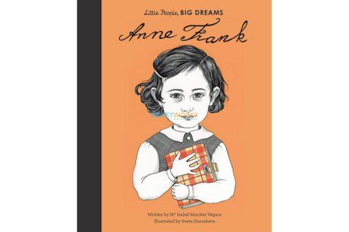 Anne Frank Little People, Big Dreams 9780711248670