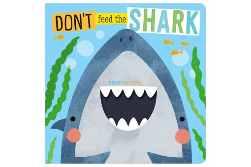 Don't Feed The Shark 9781789474664 cover