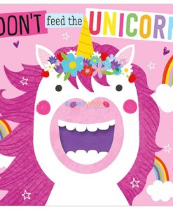 Don't Feed The Unicorn 9781789474671 cover