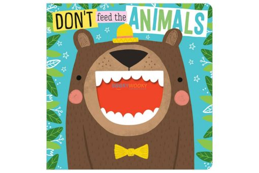 Don't feed the animals 9781789474640