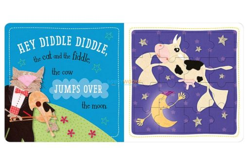 Hey Diddle Diddle Jigsaw Puzzles 9781786920126 inside1