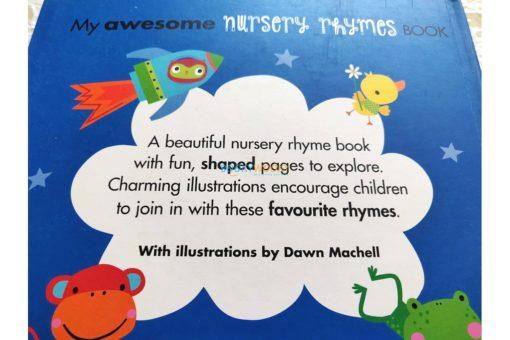 My Awesome Nursery Rhymes