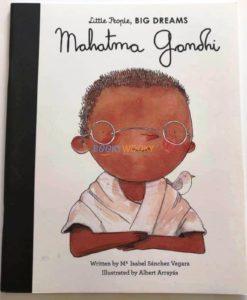 Mahatma Gandhi Little People Big Dreams 9780711248687 (1)