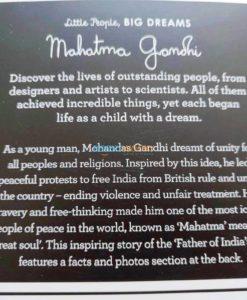 Mahatma Gandhi Little People Big Dreams 9780711248687 (2)