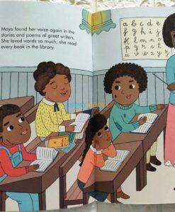 Maya Angelou Little People Big Dreams 9780711248700 (4)