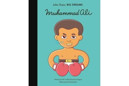 Muhammad Ali Little People Big Dreams 9780711248724 (1)