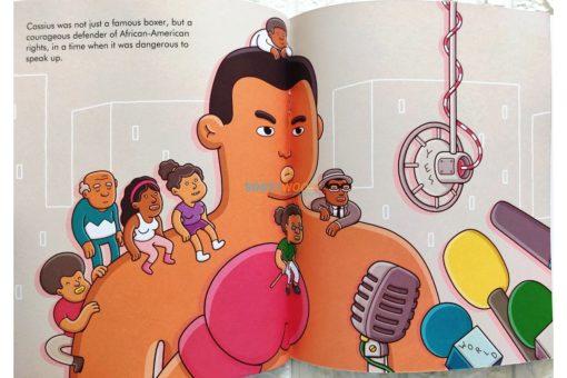 Muhammad Ali Little People Big Dreams 9780711248724 (4)