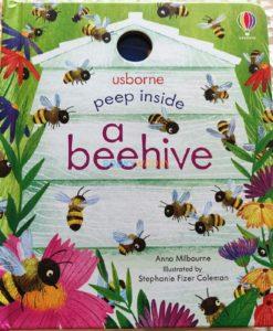 Peep Inside a Beehive 9781474978477 (1)