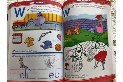 School Zone Big Alphabet (10)