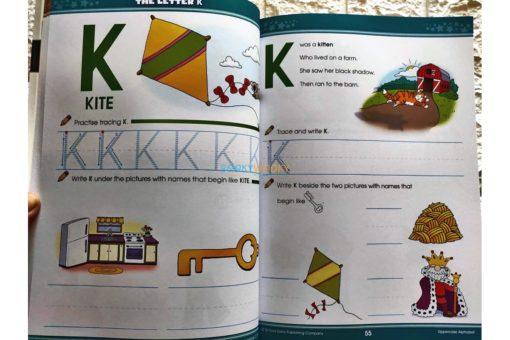 School Zone Big Alphabet (5)