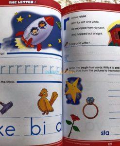Big Alphabet (6) Workbook School Zone