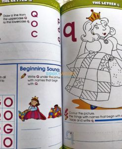 Big Alphabet (7) Workbook School Zone