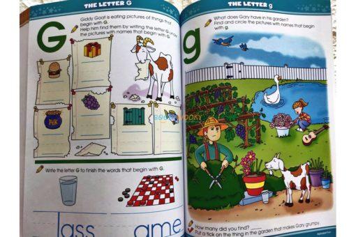Big Alphabet (8) Workbook School Zone
