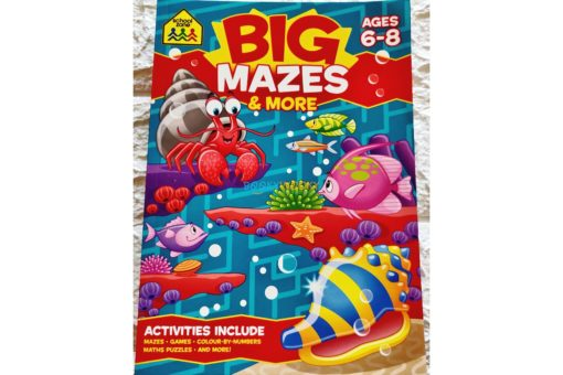 School Zone Big Mazes and more (1)
