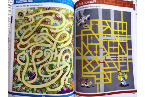 School Zone Big Mazes and more (10)
