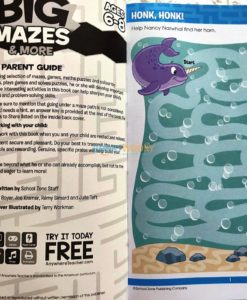 School Zone Big Mazes and more (2)