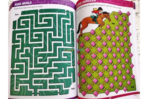 School Zone Big Mazes and more (8)