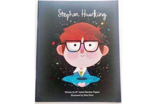 Stephen Hawking Little People Big Dreams 9780711248731 (1)