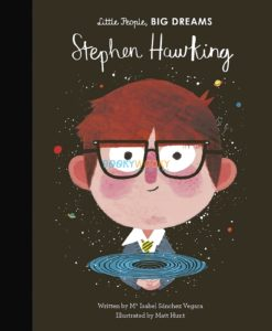 Stephen Hawking Little People Big Dreams 9780711248731