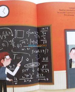 Stephen Hawking Little People Big Dreams 9780711248731 (4)