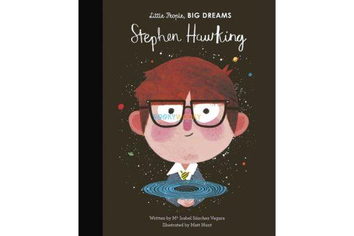 Stephen Hawking Little People Big Dreams 9780711248731