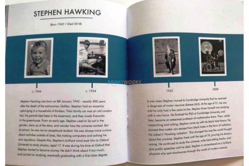 Stephen Hawking Little People Big Dreams 9780711248731 (6)
