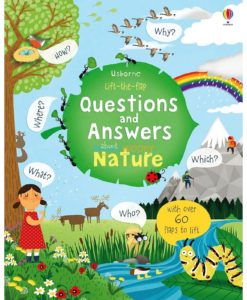 About Nature Usborne Lift-The-Flap Questions And Answers