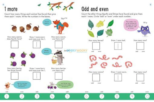Adding Workbook Age 5 to 6
