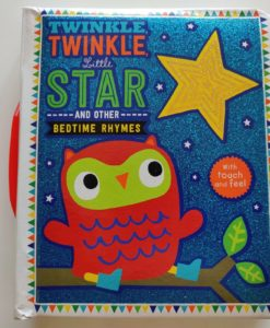 Bedtime Rhymes Twinkle, Twinkle Little Star (Touch And Feel) (1)