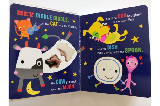 Bedtime Rhymes Twinkle, Twinkle Little Star (Touch And Feel) (2)