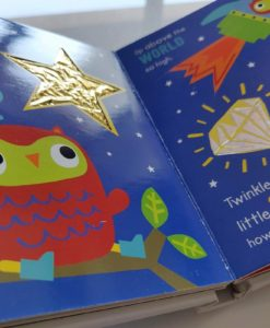 Bedtime Rhymes Twinkle, Twinkle Little Star (Touch And Feel) (4)