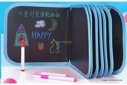Chalk Pen blackboard book (6)