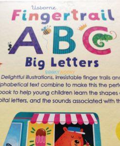 Fingertrail ABC Big Letters Usborne (1)