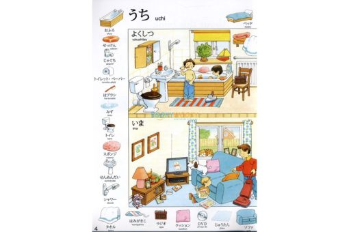 First Thousand Words in Japanese