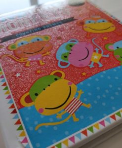 Five Little Monkeys and Other Counting Rhymes Touch and Feel (2)