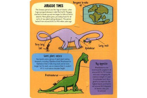 Little Explorers Dinosaurs