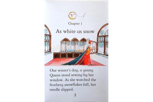 Snow White And The Seven Dwarfs- Level 4