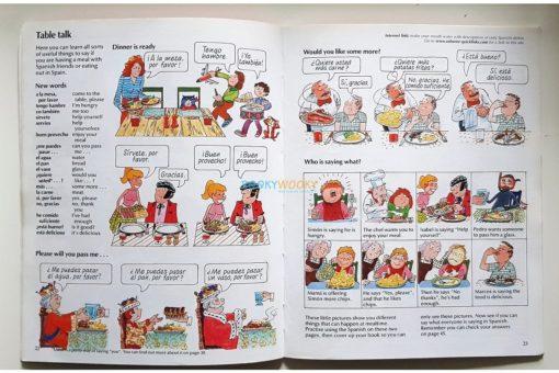 Spanish for Beginners 9780746000588 inside1