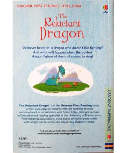 The Reluctant Dragon- Level 4
