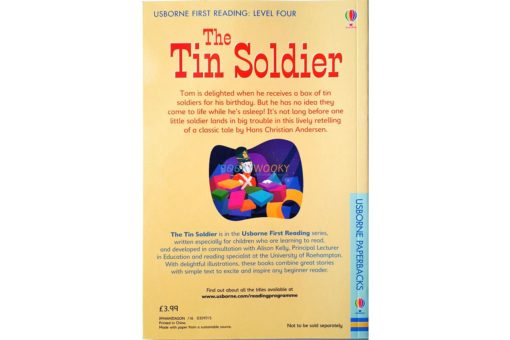 The Tin Soldier- Level 4