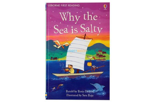 Why Is The Sea Salty- Level 4