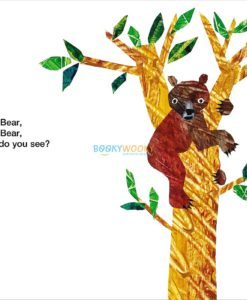 Baby Bear, Baby Bear, What do you See