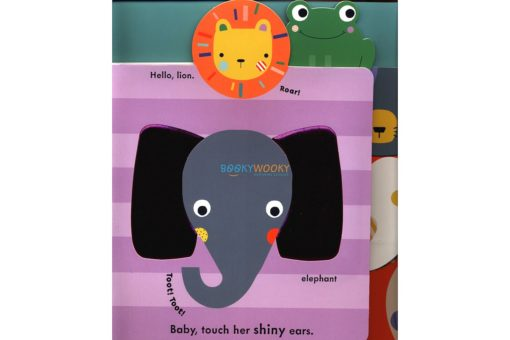 Baby Touch Animals Tab Book