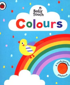 Baby Touch Colours