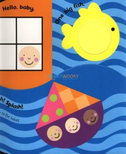 Baby Touch Flip-Flap Book