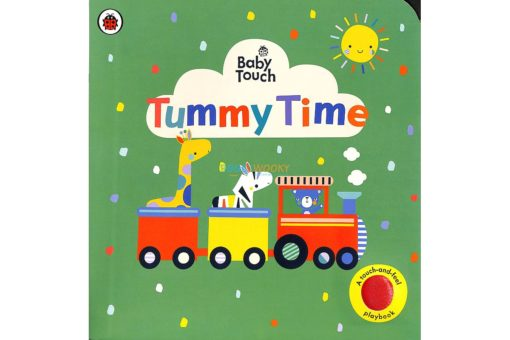 Baby Touch Tummy Time