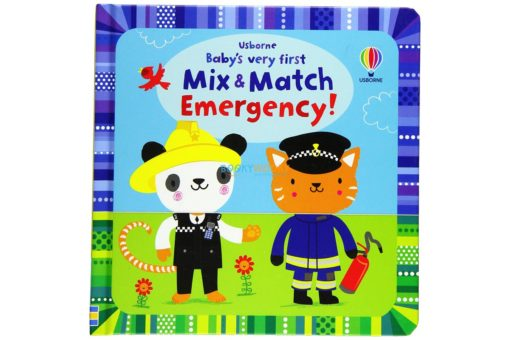 Baby's Very First Mix & Match Emergency