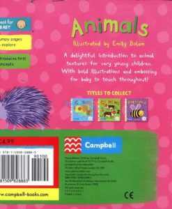 Bumpy Books Animals