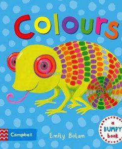 Bumpy Books Colours